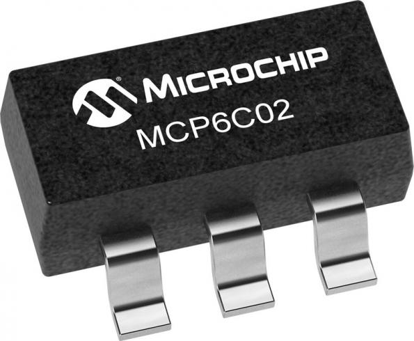 Current sense amp increases accuracy in high-temp applications