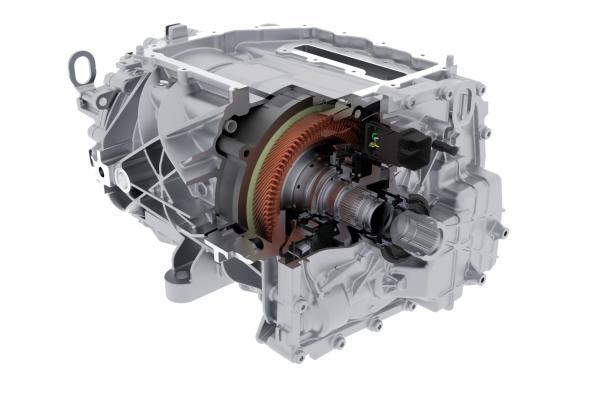 800V motor for commercial vehicles achieves peak efficiency