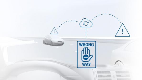 Bosch, Skoda bring wrong-way driver warning into real-time domain