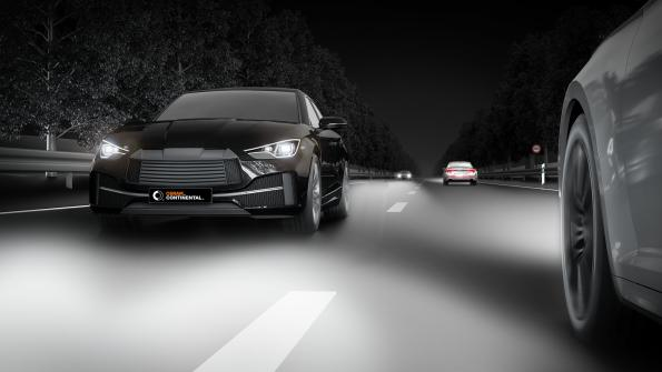 Osram Continental presents replaceable LED headlight insert