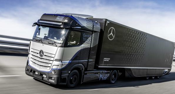Daimler Trucks launches intensive tests of fuel cell truck