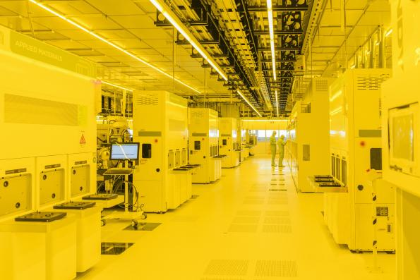 Bosch powers up chip production in Dresden