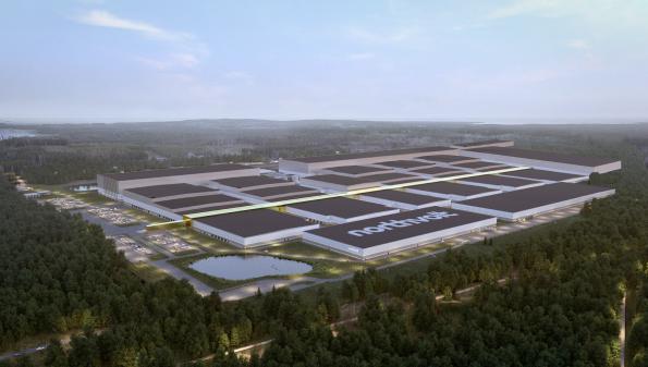 Volkswagen invests another €500 million in Northvolt
