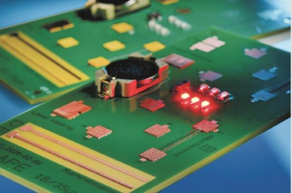 FR4 PCBs open up price cutting potential for power electronics
