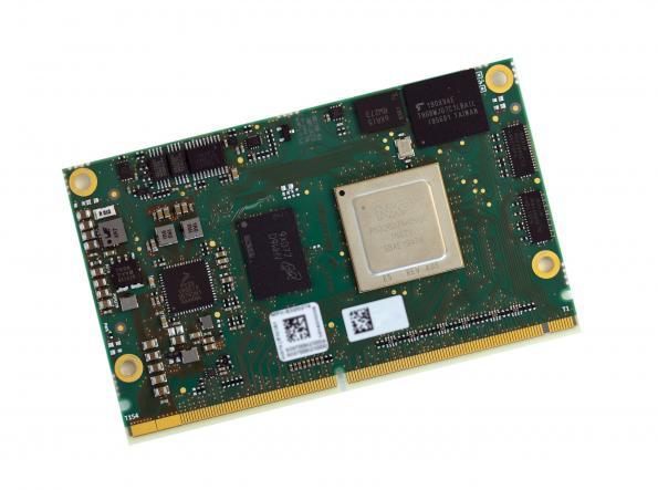System-on-module uses latest NXP processor, targets vehicle gateways