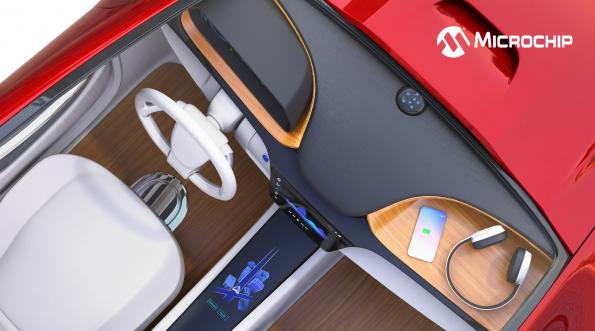Wireless charging reference design for in-vehicle Qi charging equipment