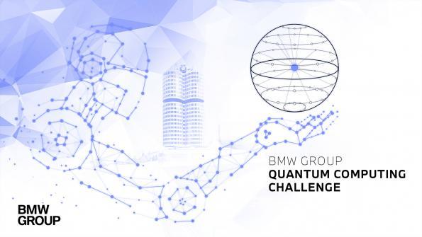 BMW starts quantum computing challenge