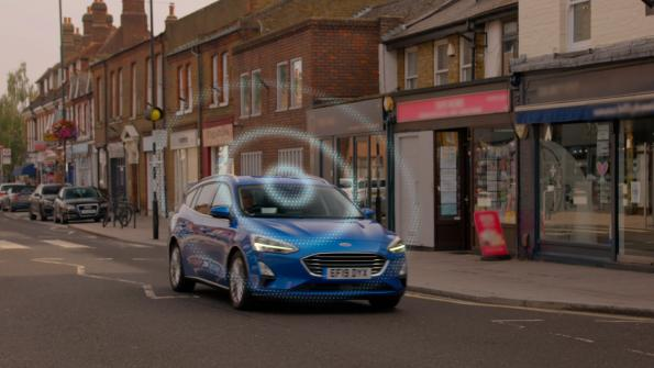 Ford develops technology to predict potential accidents