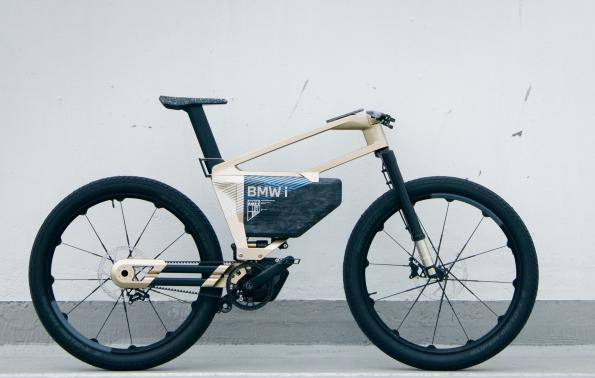Concept bike closes gap between pedelec and motorbike