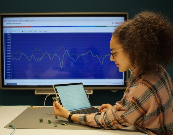 Development platform reduces R&D effort for Bosch sensor products