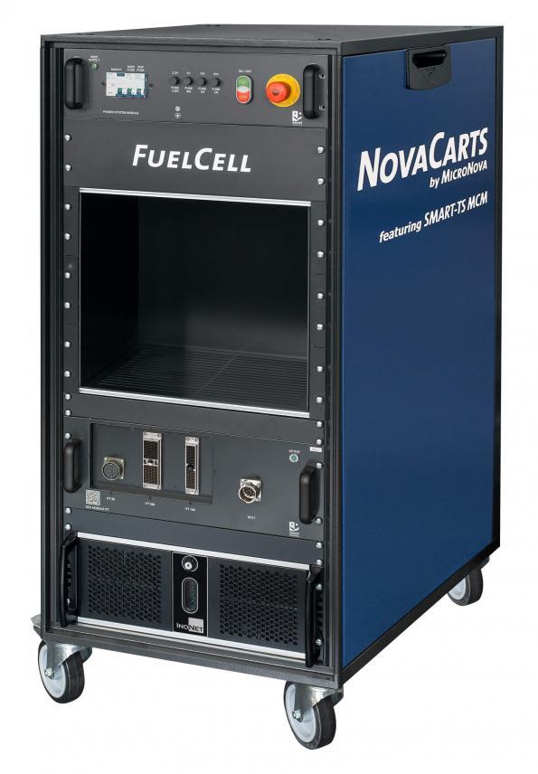 Simulation platform puts fuel cell ECUs through their paces