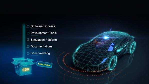 SDK speeds deep learning development process for automated driving applications