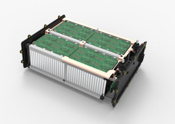 Battery concept promises charging in 90 seconds