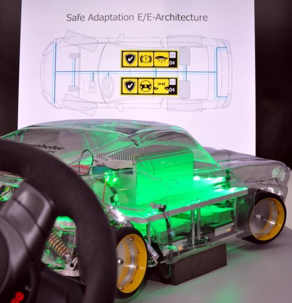 SafeAdapt enables fail-operational automotive E/E systems