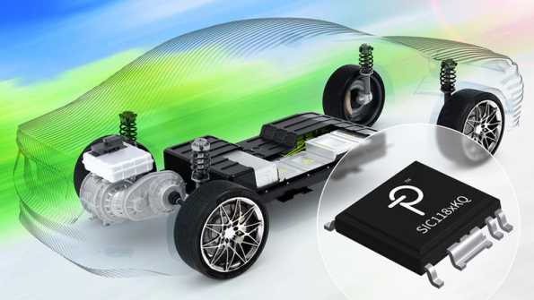 SCALE-iDrivers Built for EV/HEV SiC MOSFETs