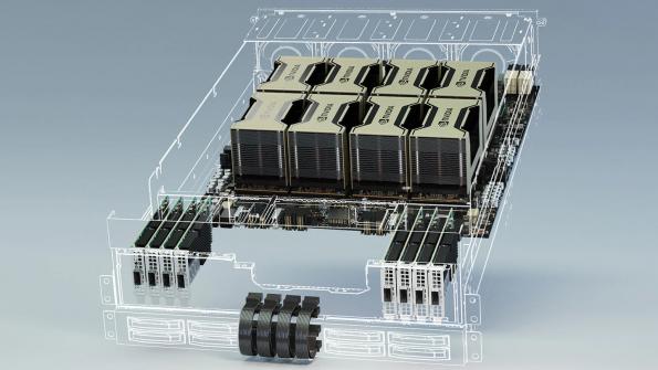 Sparsity Augments AI Acceleration on Nvidia's A100 GPU