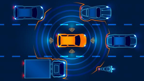 Continental, Vodafone test 5G, AI, Netrounds for connected cars