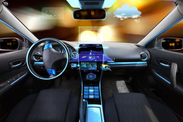 Connected vehicle sales recovering despite chip shortage