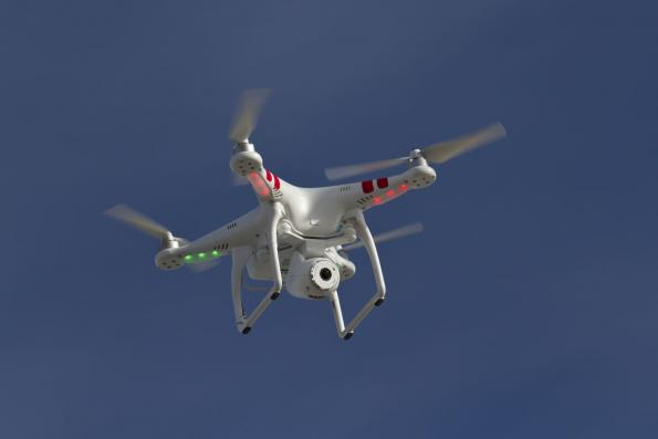 Real-time intent monitoring enables safer use of drones
