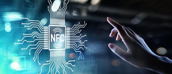 NFC based verification for digital IDs