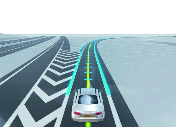 BMW to use innovative road condition sensor technology