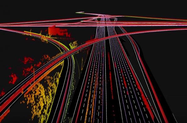 Data standard for autonomous navigation wanted