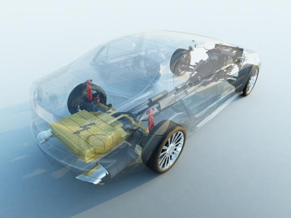 Low Voltage Battery Monitor Floats into High Voltage Electric Vehicles