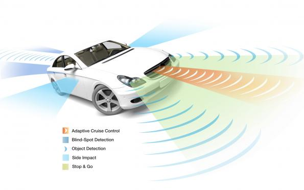 STMicroelectronics has joined the Car Connectivity Consortium (CCC), an organisation looking to further technologies for smartphone-to-car connectivity.