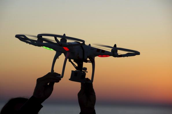 Researcher: Mobile radio could be used to connect drones