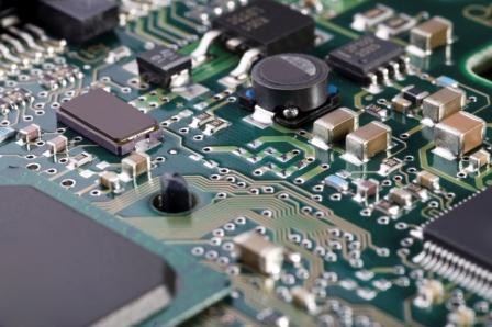 Security-hardened reset domain crossing circuit
