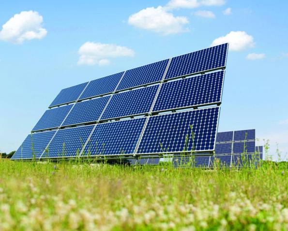 Researchers at the University of Warwick in the UK have discovered that a flexible organic solar cell can be built with just one percent of the electrode active, opening up new design options.