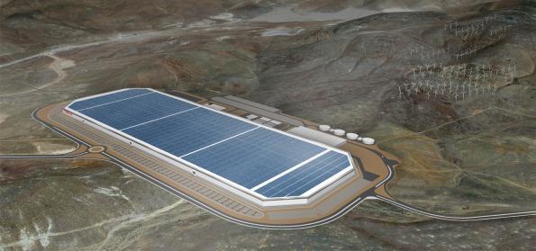 Tesla, Panasonic mull expansion stop for Gigafactory