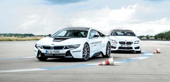 Electromobility in the luxury range at BMW