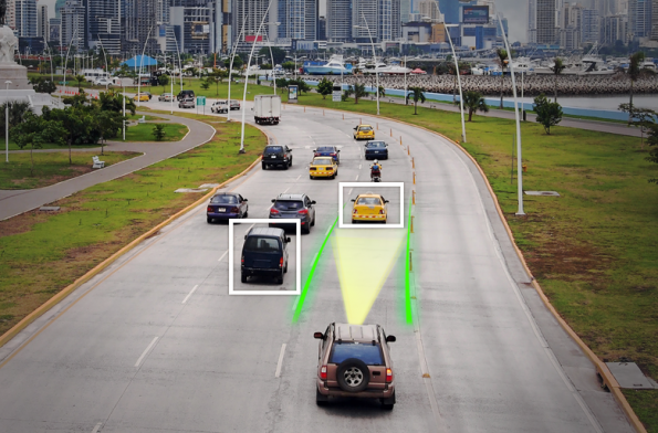 Highly Automated Driving Demands Sensor Fusion
