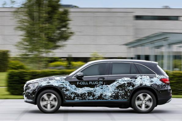 Daimler gets electrified