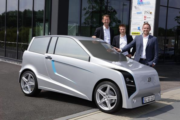 e.Go Life is an affordable electric city car
