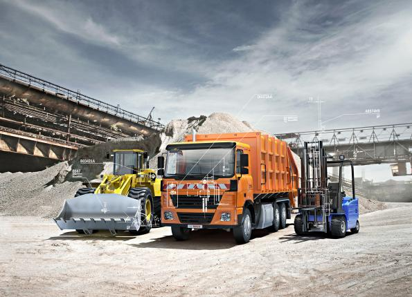 Bosch launches off-road and commercial vehicles business unit