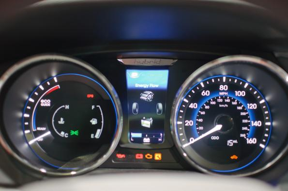 What the 40nm node means for the instrument cluster