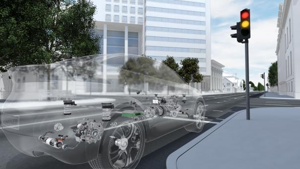 Schaeffler taps IBM's expertise for the connected car