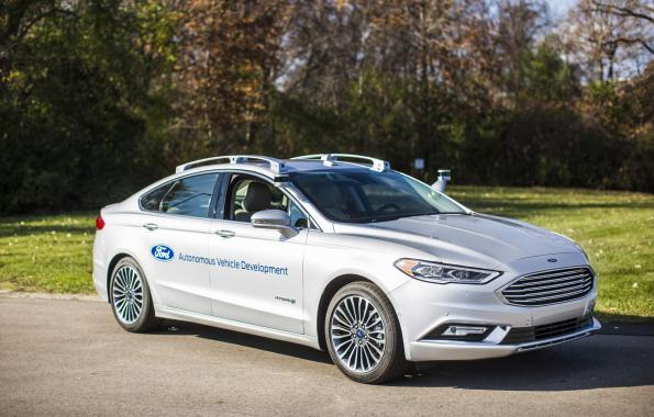 Ford invests massively in AI startup