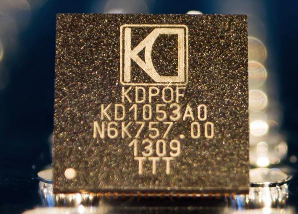 KDPOF Gigabit Ethernet transceiver