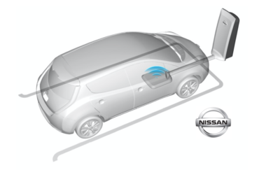 Nissan, Witricity team up on wireless EV charging