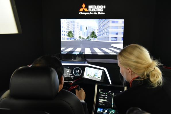 Mitsubishi Electric develops technologies for real-time 3D maps