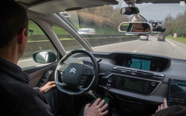 PSA takes the fast lane in automotive electronics
