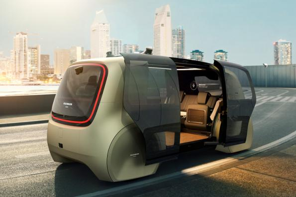 Volkswagen sounds out future mobility models