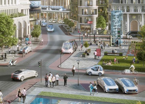Bosch, Daimler speed autonomous driving development