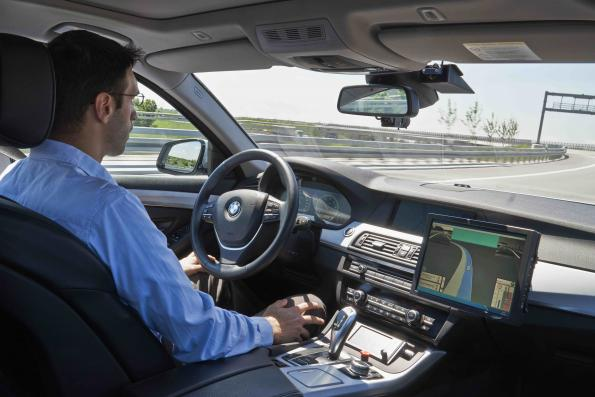 Delphi joins autonomous driving project of BMW, Intel and Mobileye