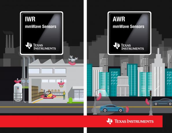 Short-range radar sensors offer high accuracy, small footprint