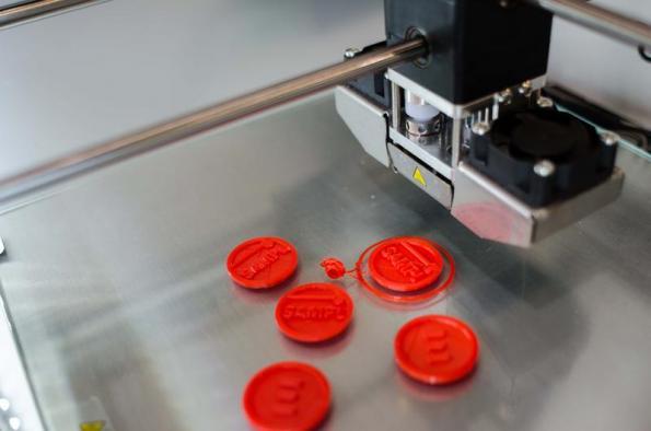 3D printing: Blockchain locks copycats out