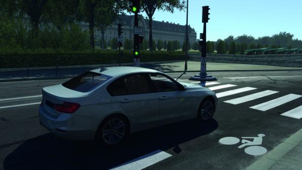 rFpro contributes photorealistic visualization to simulation tool